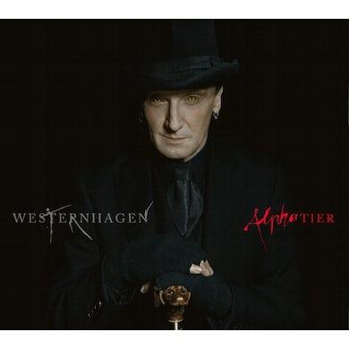 Westernhagen ALPHATIER Vinyl Record