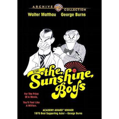SUNSHINE BOYS DVD