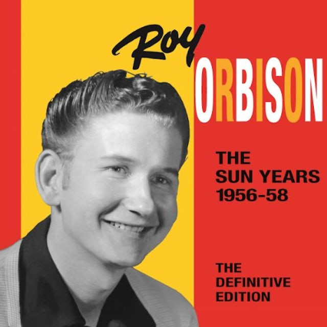 Roy Orbison SUN YEARS 1956-58 Vinyl Record