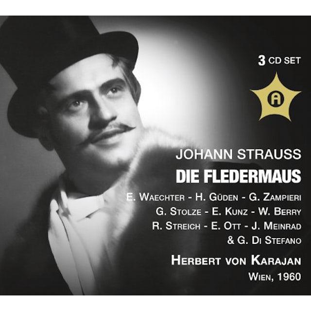 Strauss DIE FLEDERMAUS CD