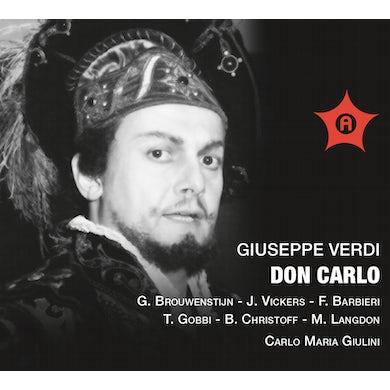 Verdi DON CARLO CD