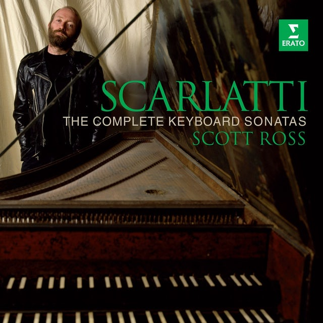 Scarlatti COMP KEYBOARD WORKS CD