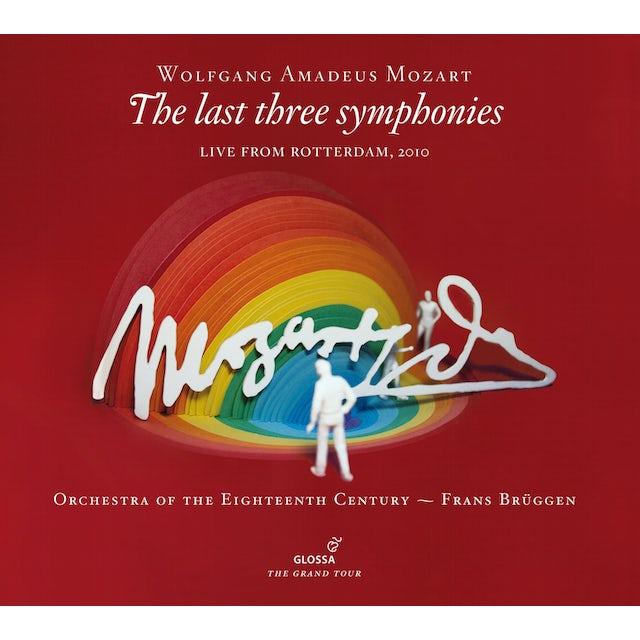 Mozart LAST THREE SYMS CD