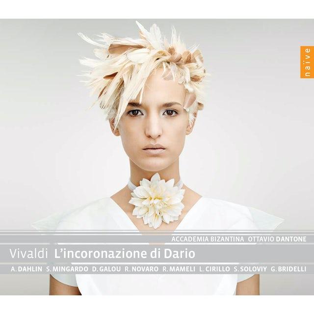 Vivaldi L'INCORONAZIONE DI DARIO CD