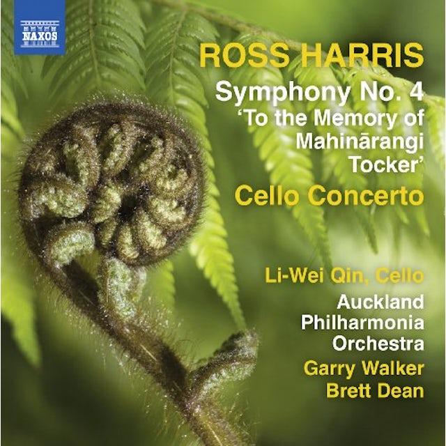 Harris SYM 4 & CELLO CTO CD