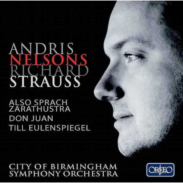 Strauss ALSO SPRACH ZARATHUSTRA / DON JUAN CD