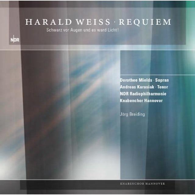 Weiss REQUIEM-SCHWARZ VOR AUGEN UND ES WARD LICHT CD