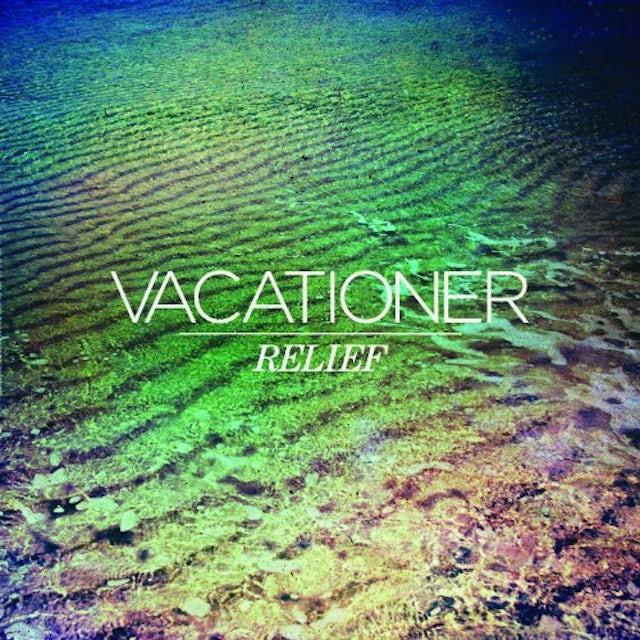 Vacationer RELIEF Vinyl Record