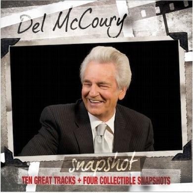 Del Mccoury SNAPSHOT: DEL AT 75 CD