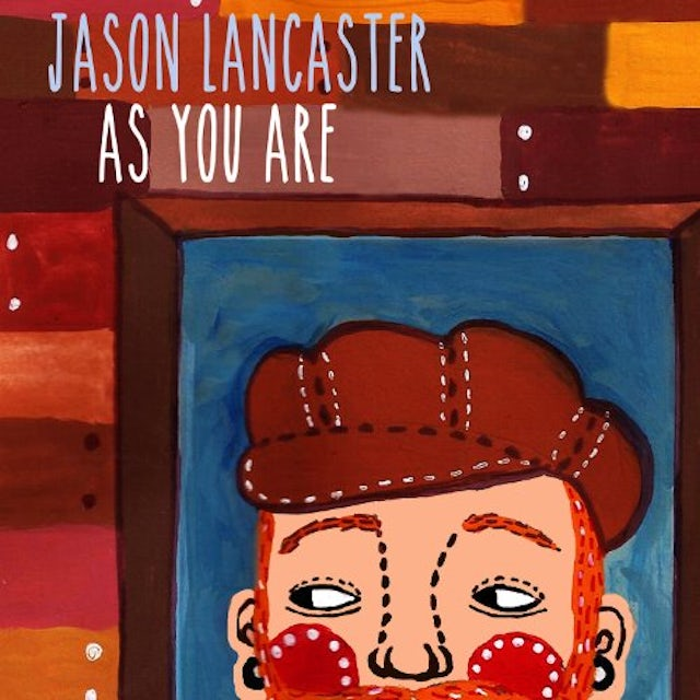 Jason Lancaster AS YOU ARE CD