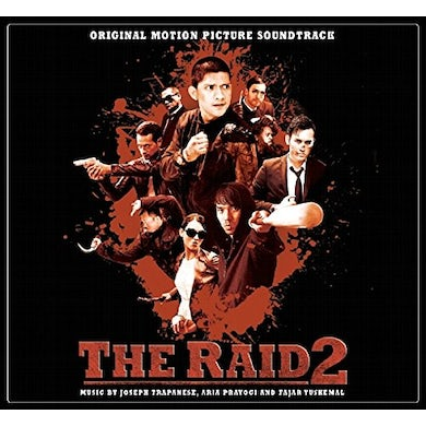 Joseph Trapanese RAID 2 / Original Soundtrack Vinyl Record