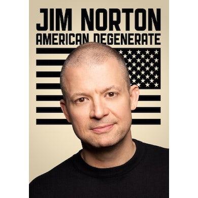 Jim Norton AMERICAN DEGENERATE DVD