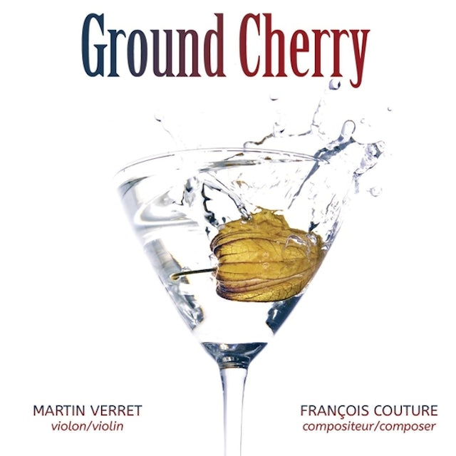 Francois Couture GROUND CHERRY CD