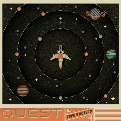 Edwin Botero QUEST CD