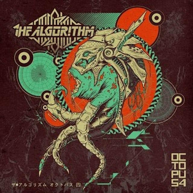 Algorithm OCTOPUS4 Vinyl Record - UK Release