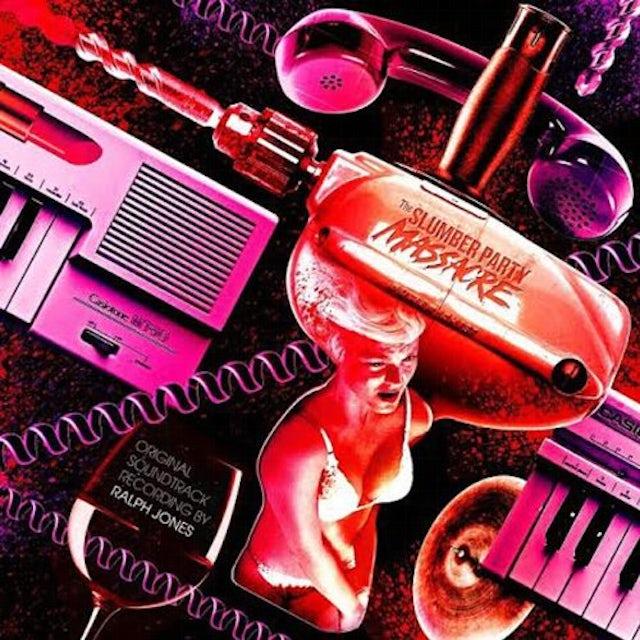 Slumber Party Massacre / O.S.T. (Uk) SLUMBER PARTY MASSACRE / O.S.T. Vinyl Record