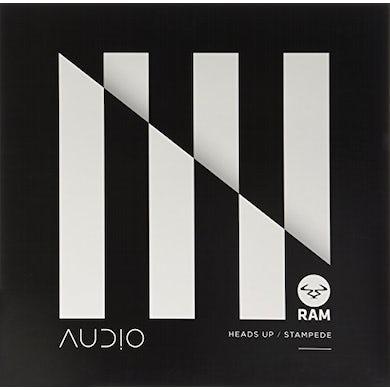 Audio HEADS UP/STAMPEDE Vinyl Record