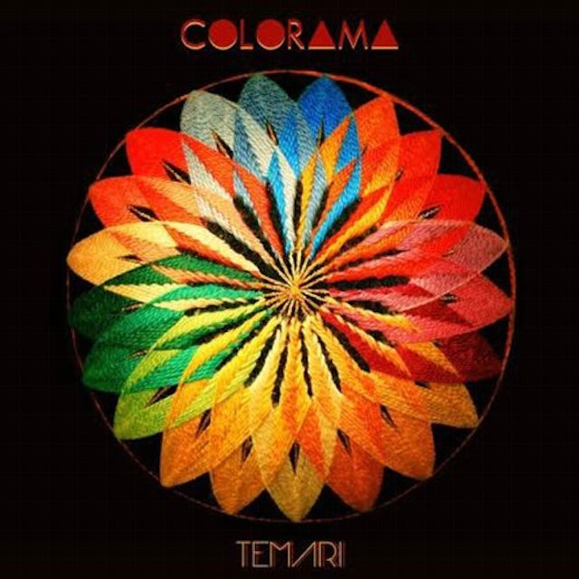 Colorama TEMARI Vinyl Record