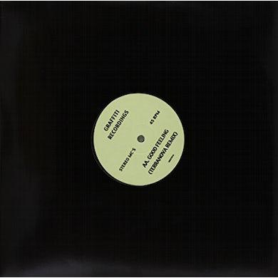Stereo MC's GOOD FEELING (REMIXES) Vinyl Record