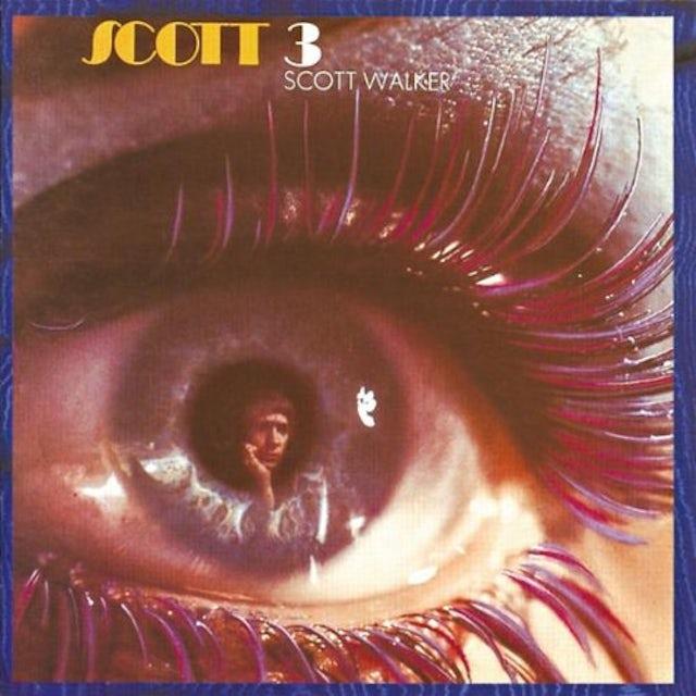 Scott Walker SCOTT 3 Vinyl Record
