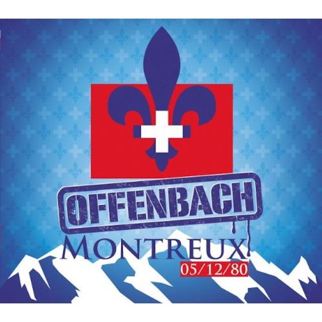 Offenbach LIVE A MONTREUX 1980 CD