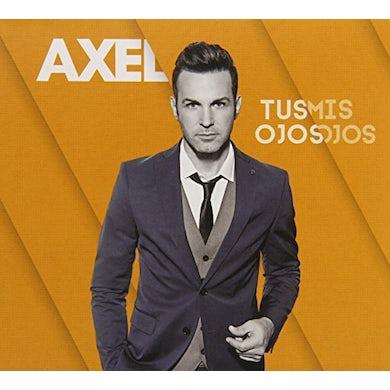 Axel TUS OJOS MIS OJOS CD