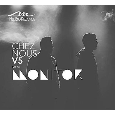 Monitor CHEZ NOUS: MONTREAL HOUSE 5 CD