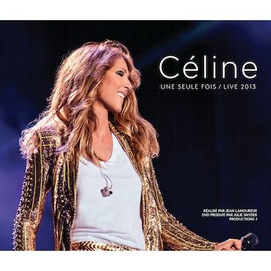 Celine Dion UNE SEULE FOIS CD