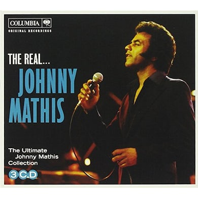 REAL JOHNNY MATHIS CD