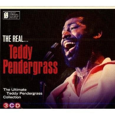 REAL TEDDY PENDERGRASS CD