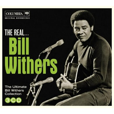 REAL BILL WITHERS CD