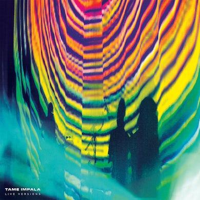 Tame Impala LIVE VERSIONS Vinyl Record