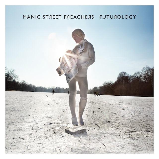 Manic Street Preachers FUTUROLOGY CD