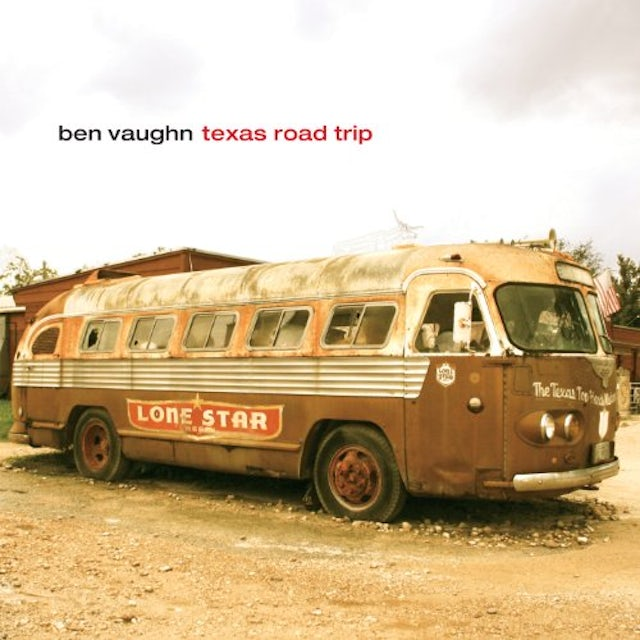 Ben Vaughn TEXAS ROAD TRIP CD