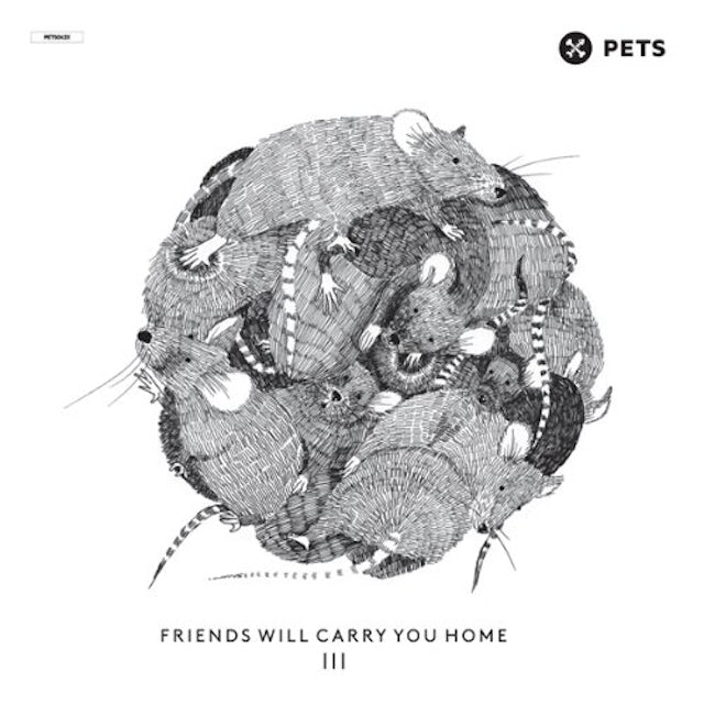 Friends Will Carry You Home 3 / Various Vinyl Record