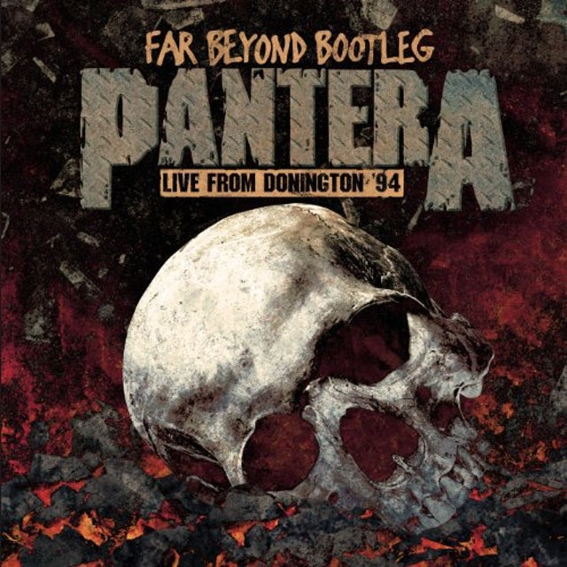 Pantera FAR BEYOND BOOTLEG: LIVE FROM DONINGTON 94 Vinyl Record