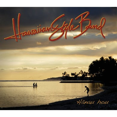 Hawaiian Style Band HANAU HOU CD
