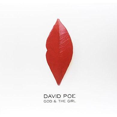David Poe GOD & THE GIRL Vinyl Record