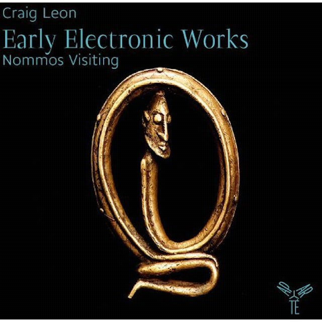 Leon EARLY ELECTRONIC WORKS-NOMMOS VISITING CD