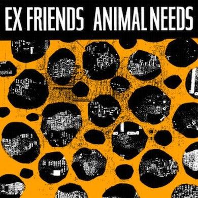 ANIMAL NEEDS Vinyl Record