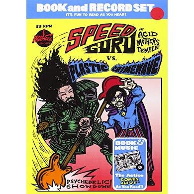 Speed Guru (Acid Mothers Temple) PSYCHEDELIC SHOWDOWN Vinyl Record