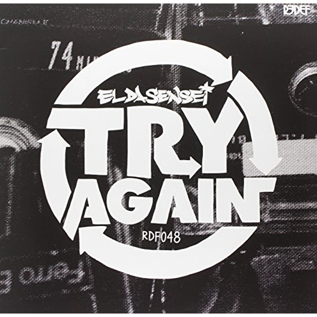 El Da Sensei TRY AGAIN Vinyl Record