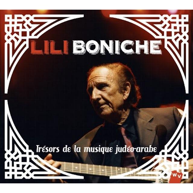 Lili Boniche TRESORS DE LA MUSIQUE JUDEO-ARABE CD