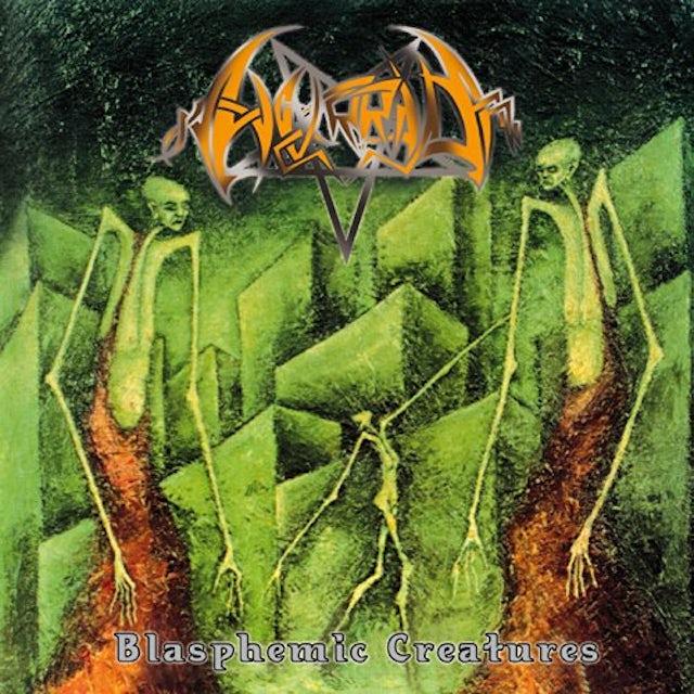 Horrid BLASPHEMIC CREATURES CD