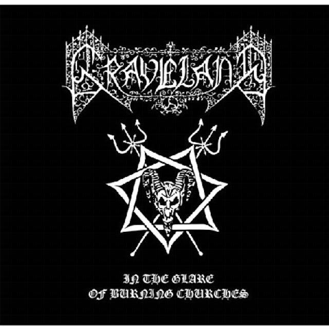 Graveland IN THE GLARE OF BURNING CHURCHES Vinyl Record