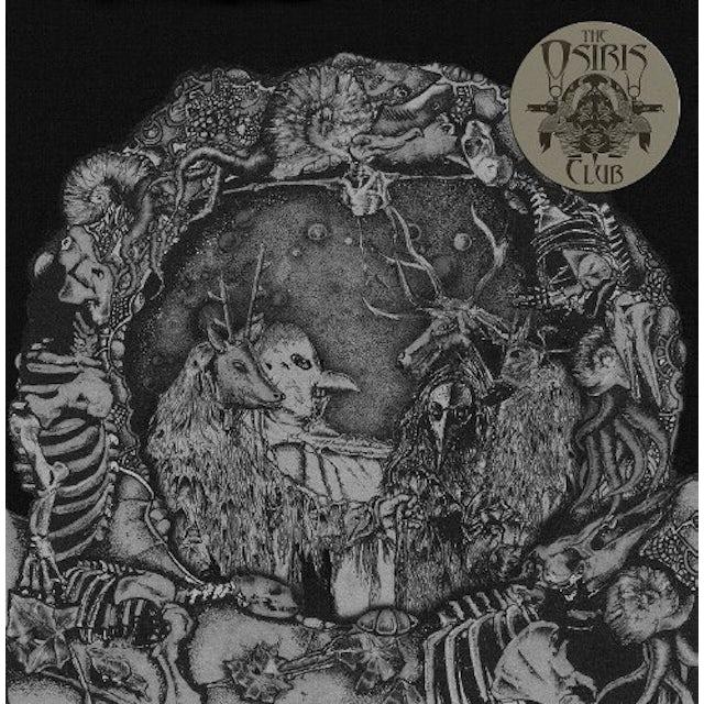 Osiris Club BLAZING WORLD Vinyl Record