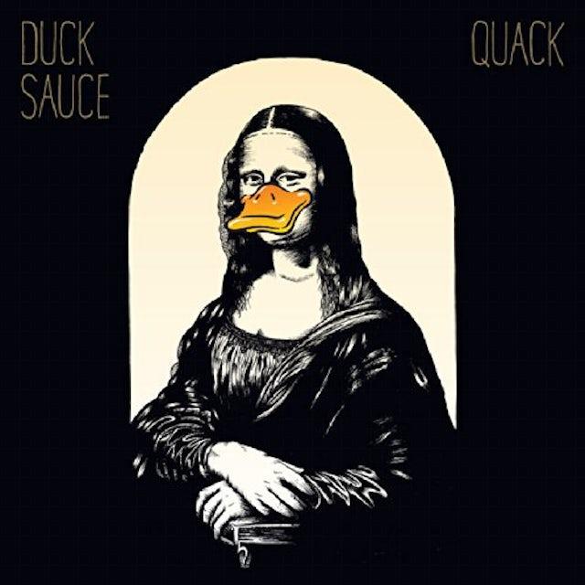 Duck Sauce QUACK Vinyl Record