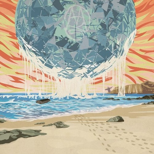 Mars Red Sky STRANDED IN ARCADIA CD