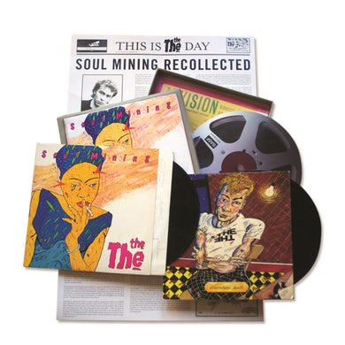 The The.  SOUL MINING (30TH ANNIVERSARY DELUXE EDITION) Vinyl Record Box Set
