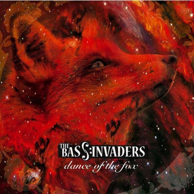 Bass Invaders DANCE OF THE FOX CD
